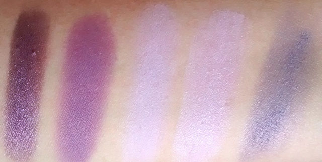 Swatch purple