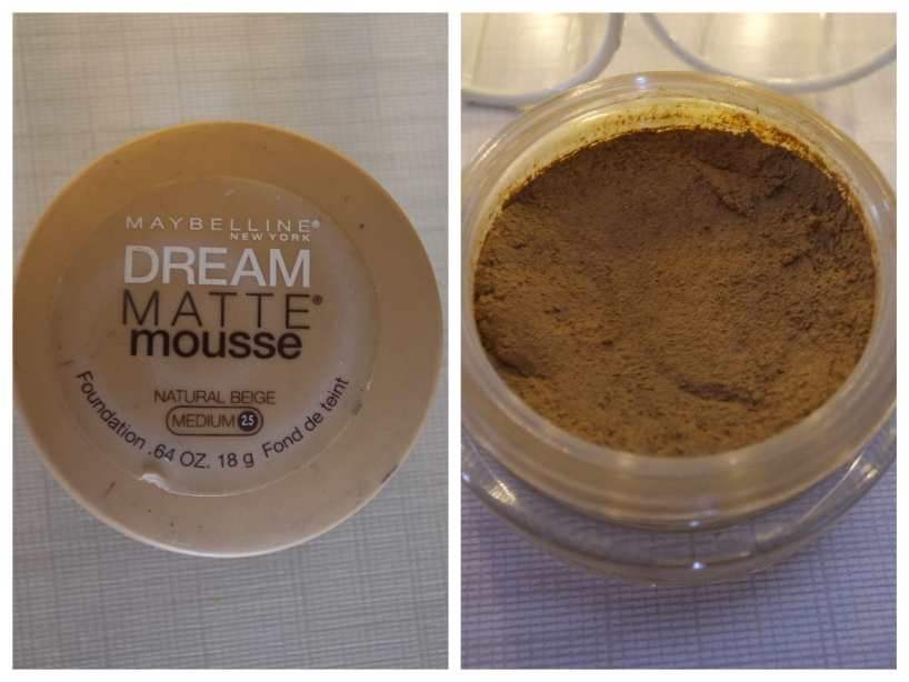 Dream Matte Mousse Base