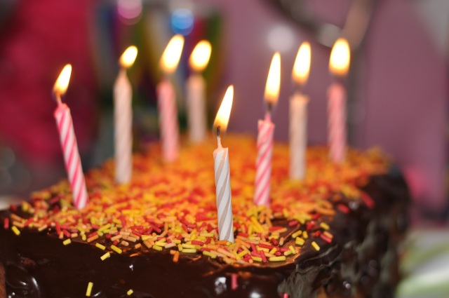 Aniversário de 1 ano do Blog Flávia Santos
